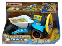 Грузовик металлоискатель Matchbox Treasure Metal Detector Truck