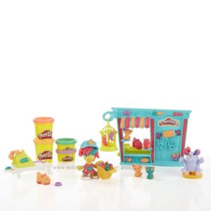 Зоомагазин  Play-Doh Town Pet Store