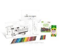 Графический набор Crayola Color Escapes