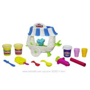 Игровой Набор Фургончик мороженого Play-Doh