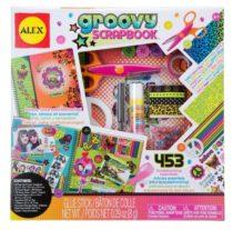 Отличный набор для скрепбукинга ALEX Toys Craft Groovy Scrapbook