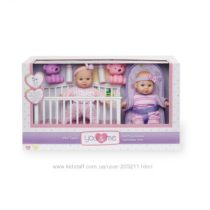 Набор пупсов You & Me Mini Twins 8 inch Deluxe Doll Set