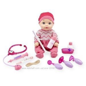 Кукла  с набором доктора You & Me Get Well Baby Doll