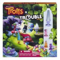 Настольная игра DreamWorks Trolls in Trouble Game