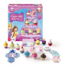 Игра Disney Princess Enchanted Cupcake Party Game. Игра Зачарованная Капкейк вечеринка принцесс Диснея