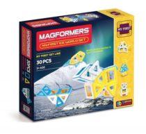 Magformers My First Ice World Set. Магнитный конструктор Мой ледяной мир 30