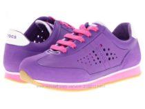 Crocs Retro Molded Shoe GS