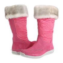 Сапоги Timberland Kids Hollyberry Tall Pull-On Boot