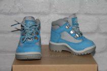 Ботинки  Timberland Kids Field Boot Leather-and-Fabric Boot