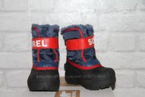 Сноубутсы SOREL Kids Snow Commander