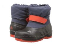 Сноубутсы Adidas Outdoor Kids Winterfun Primaloft I
