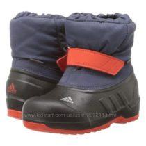 Сноубутсы Adidas Outdoor Kids Winterfun Primaloft I