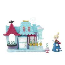Кукла с замком Disney Frozen Little Kingdom Arendelle Treat Shoppe