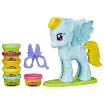 Литл Пони Play-Doh My Little Pony Rainbow Dash Style Salon Playset
