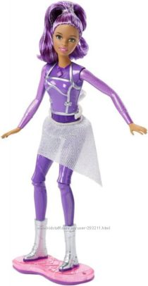 Барби Barbie Star Light Adventure Lights & Sounds Hoverboarder