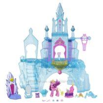 My Little Pony Explore Equestria Crystal Empire Castle. Кристальный замок.