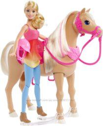 Барби и танцующая лошадка