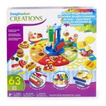 Imaginarium Deluxe Dough Food Set – 63 Piece. Очень большой набор для лепки