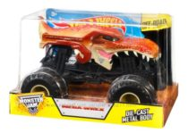 Машинка Hot Wheels Monster Jam 1-24 большая Мега Рекс