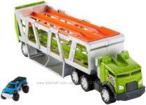 Большой погрузчик автовоз Matchbox Adventure Transporter Vehicle