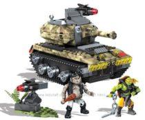 Mega Bloks Черепашки ниндзя с танком