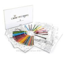 Crayola Color Escapes Garden Edition. Подарочный набор.