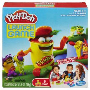 Настольная игра Play-Doh Launch Game.