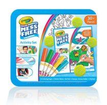 Crayola Color Wonder Art Kit Animal Творческий набор Крайола для маленьких