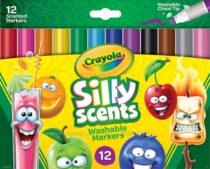 Смываемые маркеры Крайола со вкусными запахами