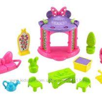 Пикник в саду Минни Fisher-Price Disney Minnie Magical Bow Sweet Home Garden Picnic