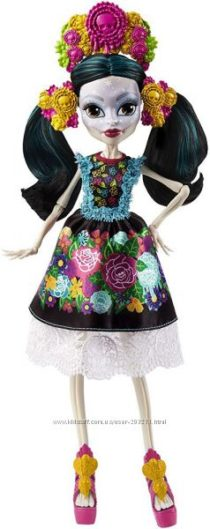 Скелита Калаверас Monster High Skelita Calaveras Collector Exclusive