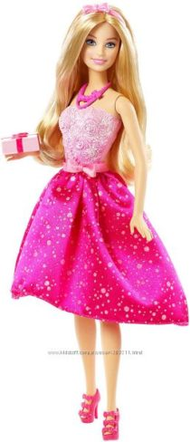 Barbie Happy Birthday Doll Барби День Рождение