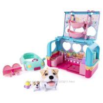 Большой игровой набор Chubby Puppies and Friends Vacation Camper Set