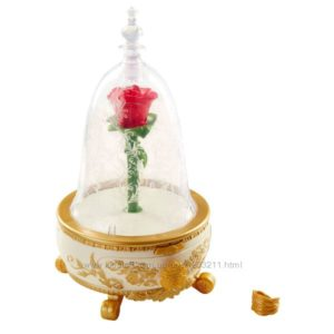 Шкатулка Disney Beauty & The Beast Live Action Enchanted Rose Jewelry Box