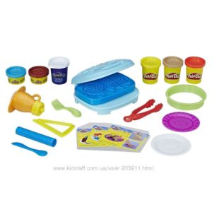 Play-Doh Kitchen Creations Breakfast Bakery Плей До Сладкий завтрак