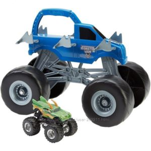 Автовоз Хот Виллс Hot Wheels Monster Jam Colossal Carrier Vehicle