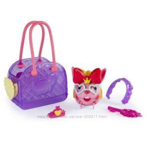 Упитанные Собачки Зайчик с сумкой-переноской Satin Bunny