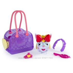 Упитанные Собачки Зайчик с сумкой-переноской Satin Bunny.