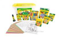 Набор Крайола Супер Творчество Crayola Super Art and Craft Kit