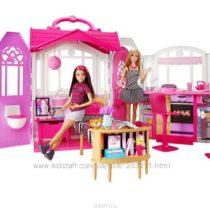Гламурный дом Барби портативный