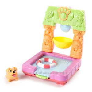 Игровой набор с щенком Лабрадора Chubby Puppies & Friends