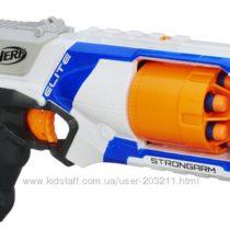 Бластер Элит Стронгарм Nerf N-Strike Elite Strongarm Blaster