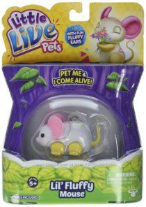 Интерактивные мышки Little Live Pets Lil´ Mouse от компании MOOSE.