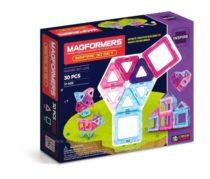Magformers Inspire Set. Магнитный конструктор Магформерс 30 деталей