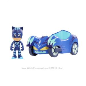 Just Play PJ Masks Vehicle Catboy and Cat-Car Герои в Масках Кэтбой