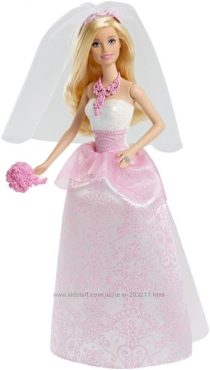 Кукла Барби Королевская невеста Barbie Fairytale Bride Doll