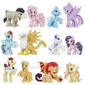 My Little Pony Elements of Friendship Sparkle Набор Май Литтл Пони друзья Сверкающий