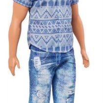 Уценка. Barbie Ken Fashionistas Distressed Denim. Кен в джинсовой одежде.
