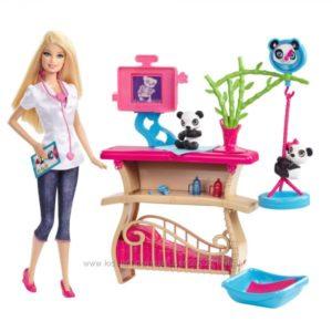 Барби Смотритель-ветеринар панд.