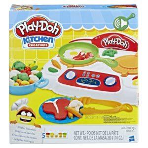 Плей-До игровой набор Веселая кухня